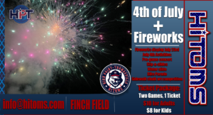 Fireworks Friday- July 23rd