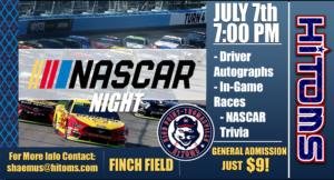NASCAR Night – July 7th