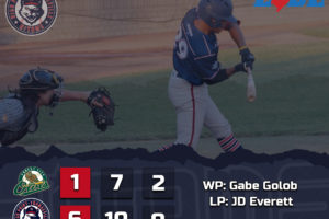 HiToms Sweep Owls in Modified Double-Header