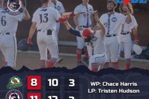 HiToms Come Back to Win on Wild Independence Day