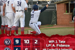 HiToms Victorious 9-4 in Mississippi State-Infused Win