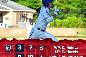 Three Home Runs Not Enough in HiToms' Loss to Copperheads