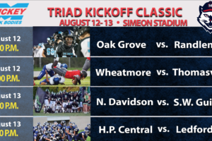 HiToms, Mickey Truck Bodies to Host 2021 Triad Kickoff Classic