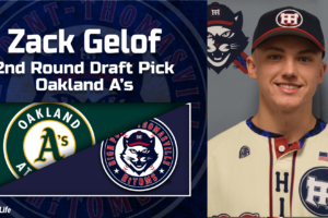 Three Former HiToms Drafted in Rounds Two through Ten