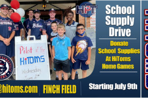 The HiToms 2021 School Supply Drive