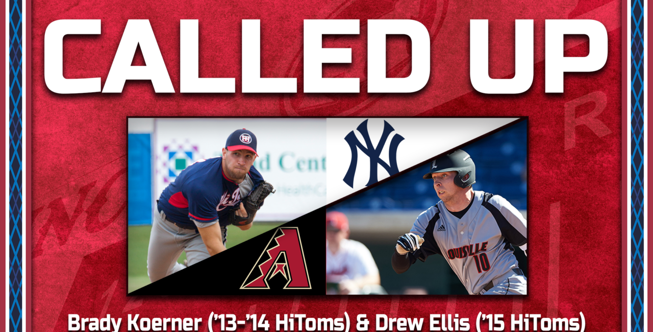 Two More Former HiToms Join Major Leagues