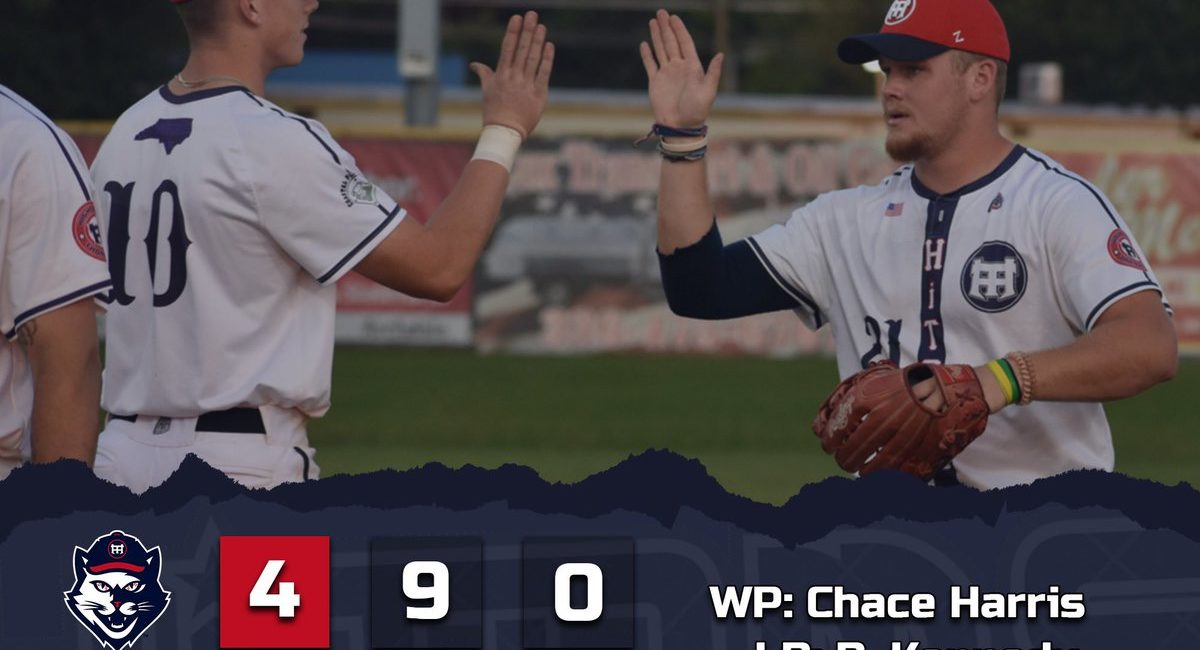 HiToms Shock Bananas 4-0, Win Game One in the Divisional Series